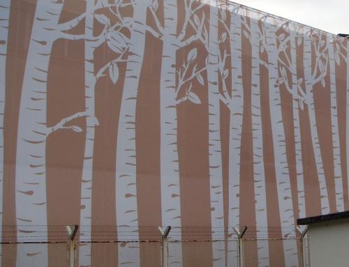 Stavba Radeče papir